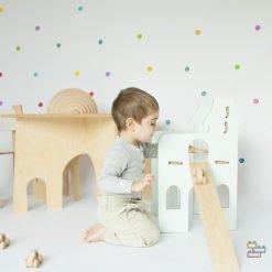 chaise montessori enfant bois